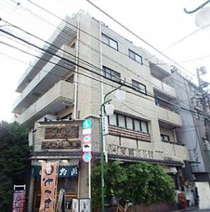 ヴェラハイツ早稲田402
