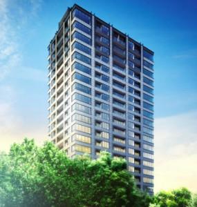 ザ・パークハウス白金二丁目タワー