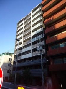 大阪/プレサンス南森町駅前11F