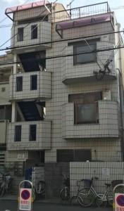 大阪/CASA Sawanomachi/一棟