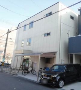 大阪/パルレバンテ小路東一棟