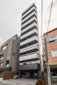 上野根岸新築棟マンション/一棟